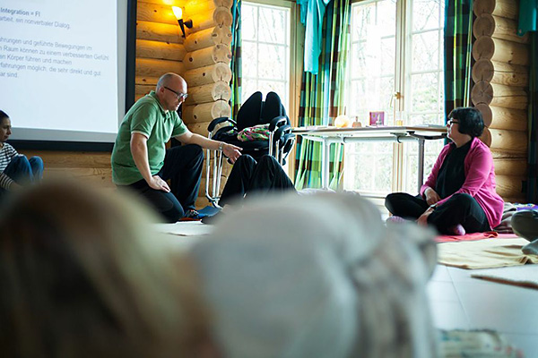 Workshop Feldenkrais
